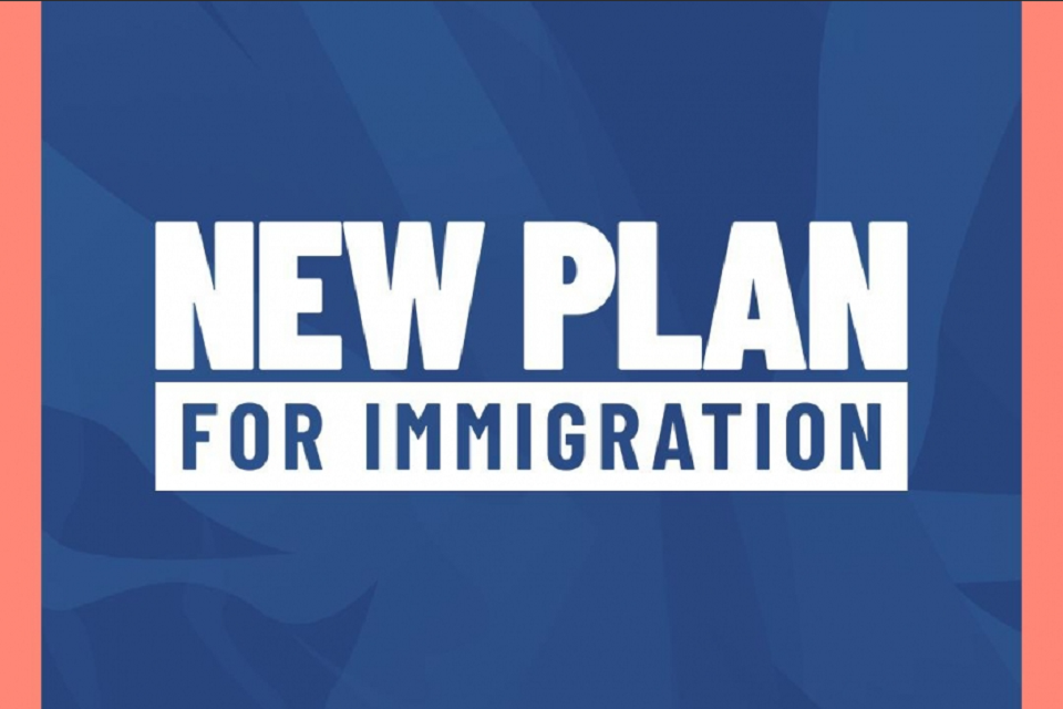 Government introduces new landmark Borders Bill to tackle illegal immigration