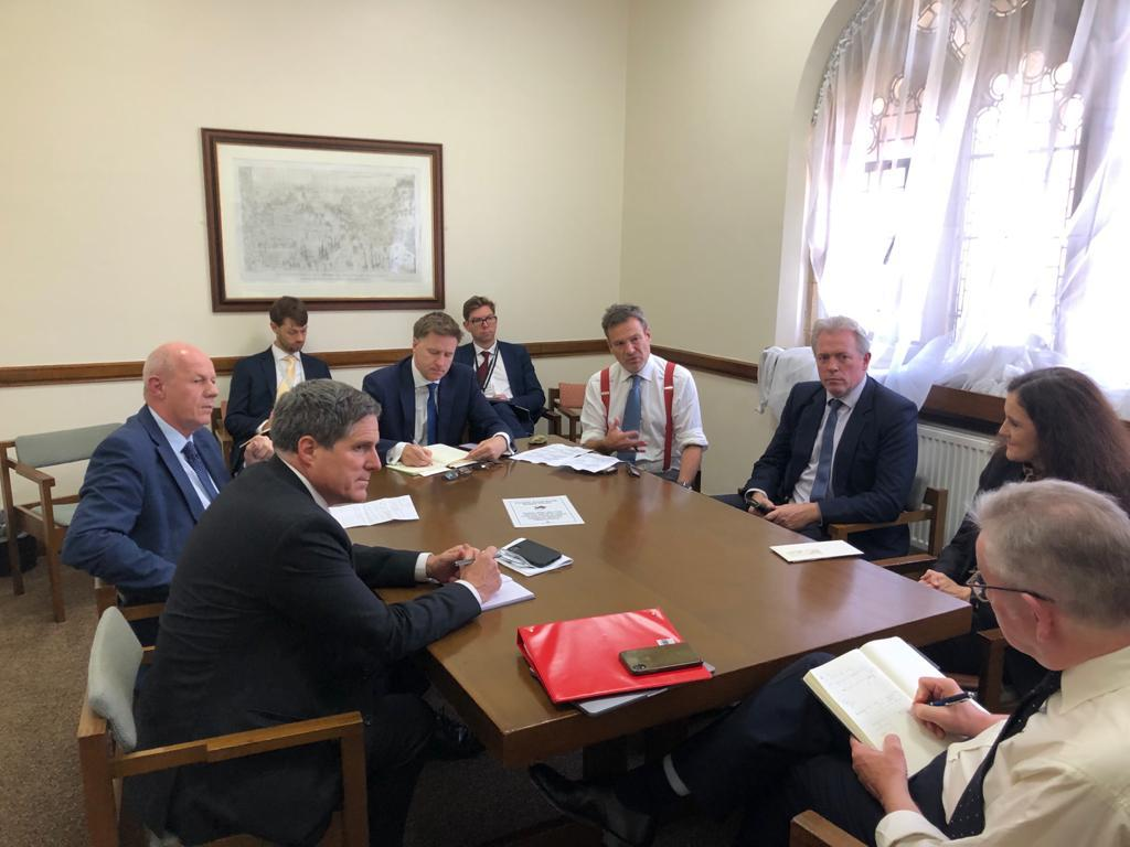 Our Man in Westminster - Housing and Planning System Meeting with Michael Gove