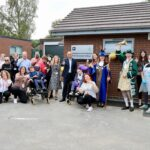 Bromsgrove MP officially opens Chadsgrove College's brand new extension
