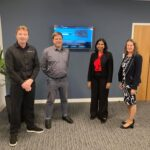Suella Visits Local Cyber Security Firm to Learn About Trailblazing New Software